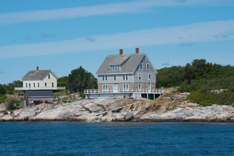Isola dei banchi fotografie stock libere da diritti
