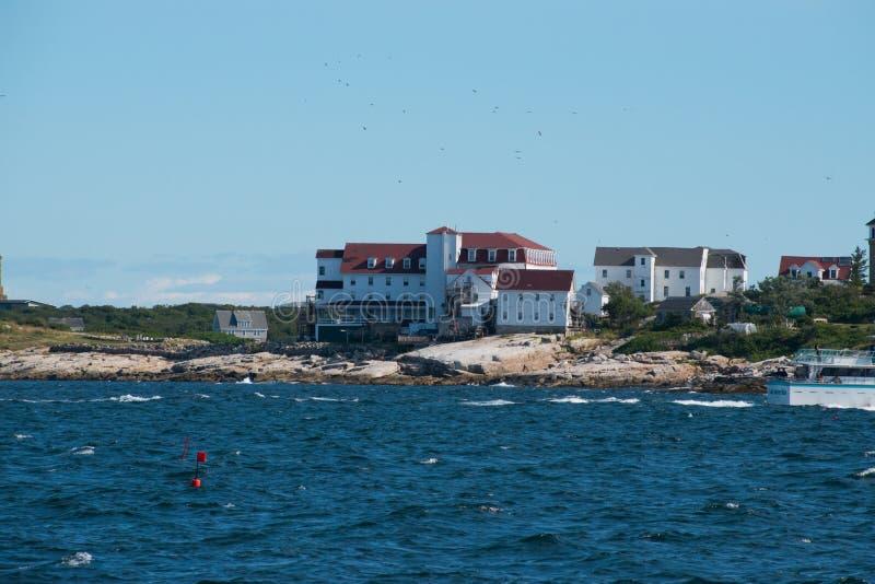 Isola dei banchi fotografia stock libera da diritti