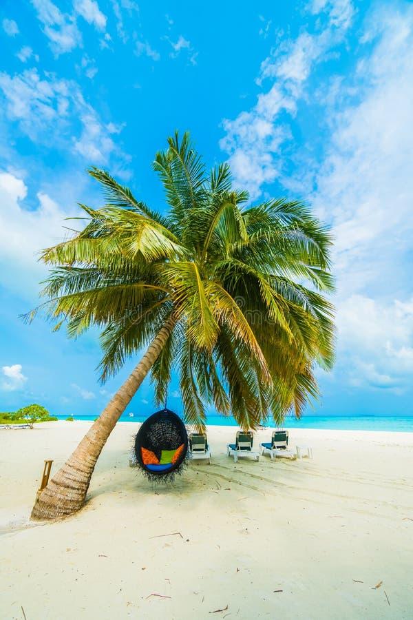 Isola dei Maldives fotografia stock libera da diritti