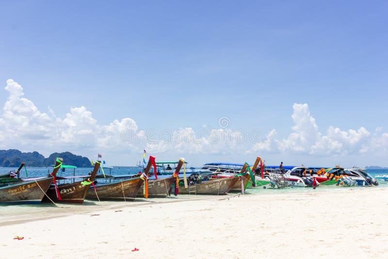 Isola dei pp in Tailandia immagini stock libere da diritti