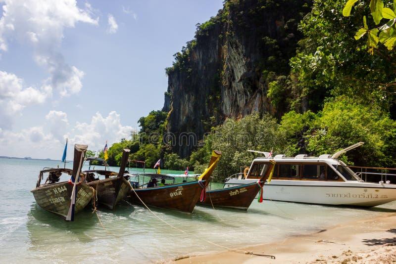 Isola dei pp in Tailandia fotografia stock libera da diritti