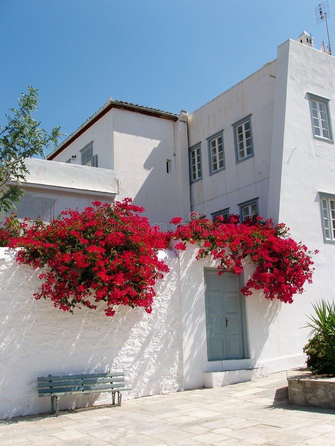 Isola del Hydra, Grecia immagine stock libera da diritti