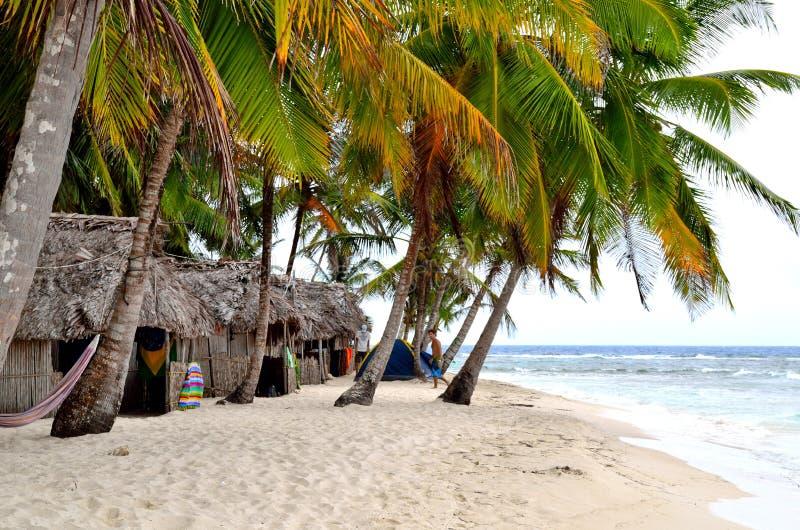Isola del Panama immagine stock libera da diritti