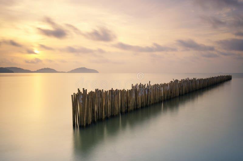 Isola in del sud della Tailandia immagini stock libere da diritti