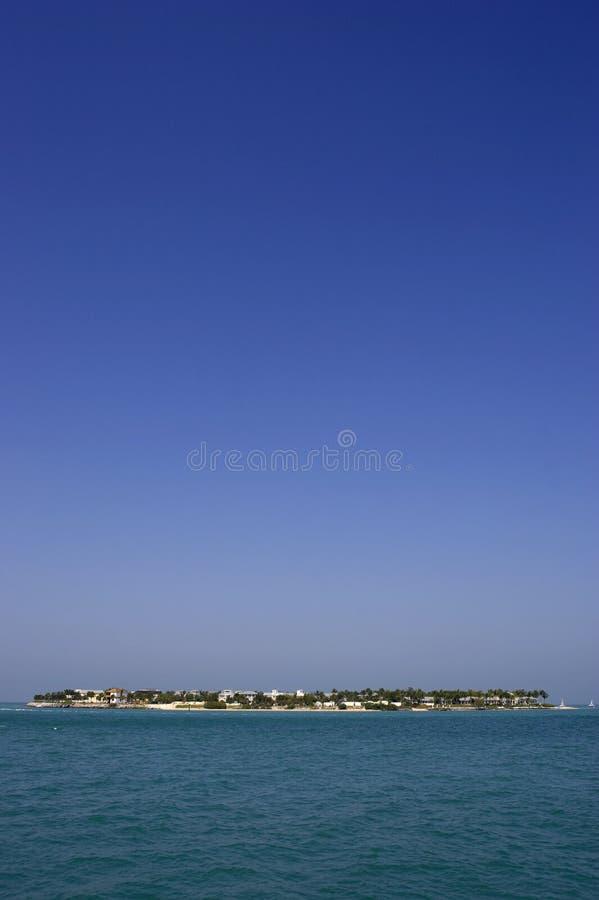 Isola dell'osso fotografie stock