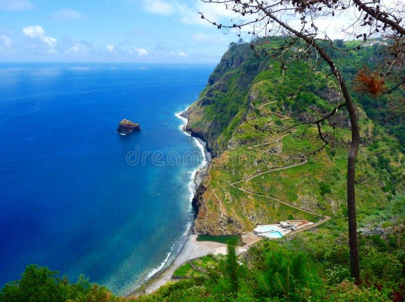 Isola della Madera immagini stock