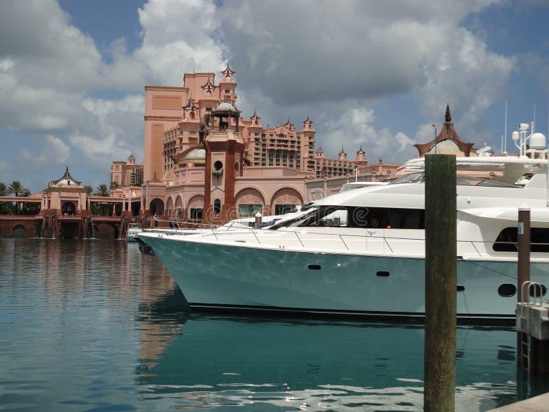 Isola delle Bahamas fotografia stock