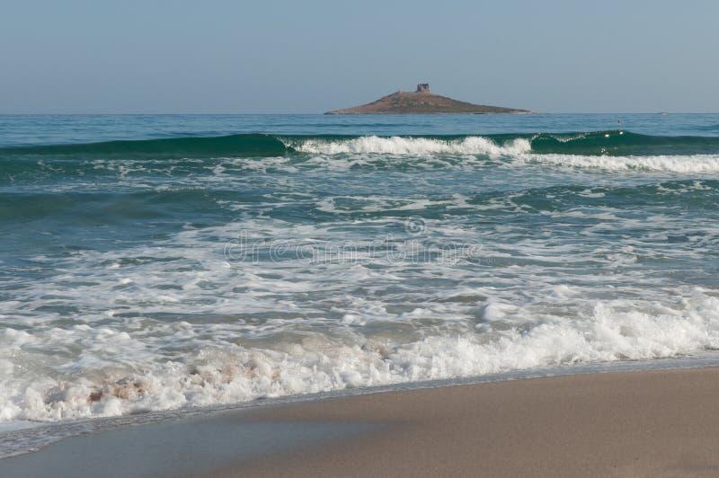 Download Isola delle femmine stock photo. Image of marine, view - 26111968