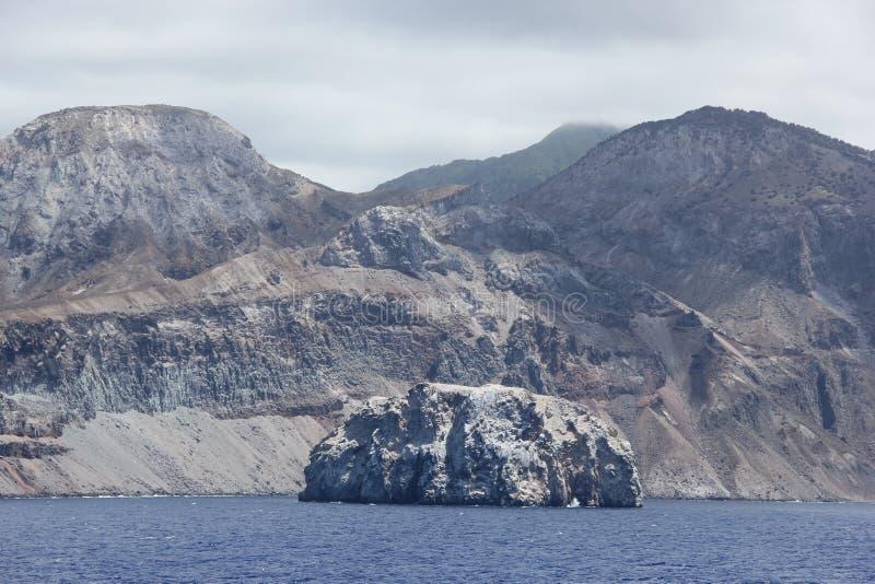 Isola di ascensione immagine stock