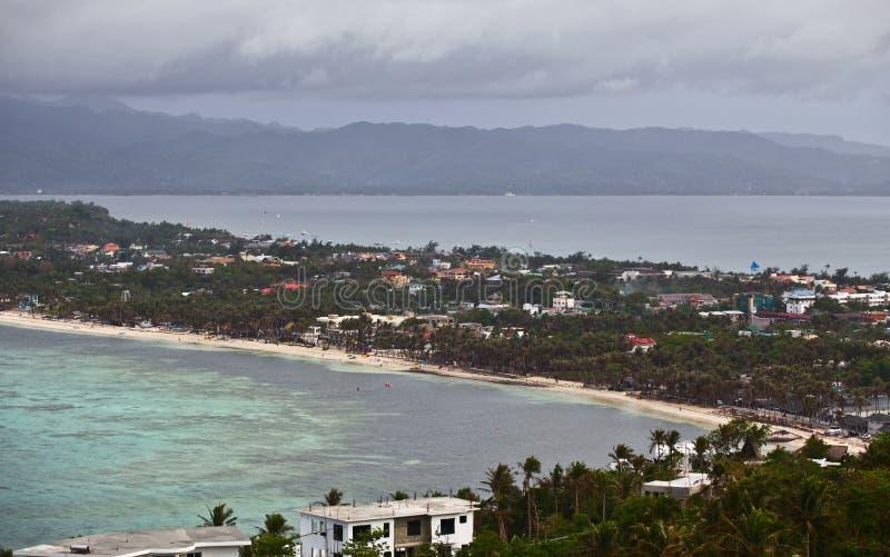 Isola di Boracay immagini stock