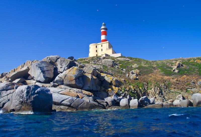 Isola di Cavoli, Sardegna fotografie stock