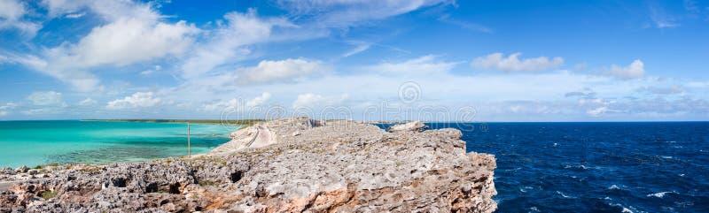 Isola di Eleuthera immagini stock