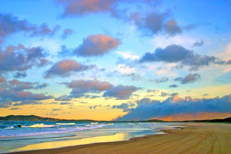 Isola di Fraser, Australia immagini stock libere da diritti