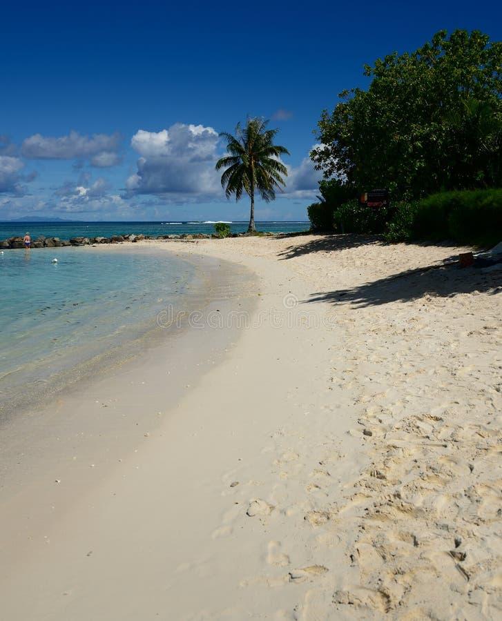 Isola di Hauhine immagine stock