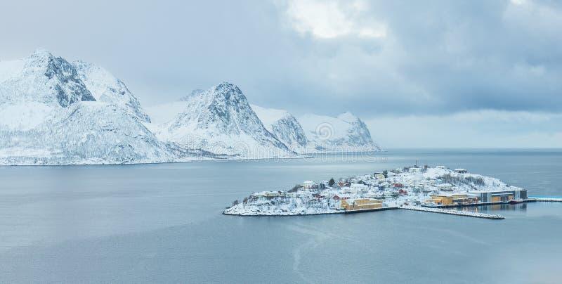 Isola di Husoy immagine stock libera da diritti