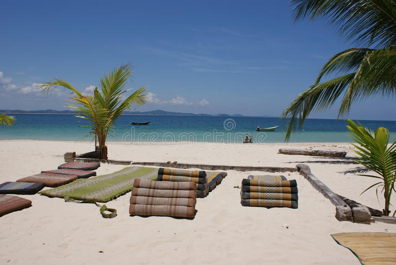 Isola di Kapas, Malesia immagini stock