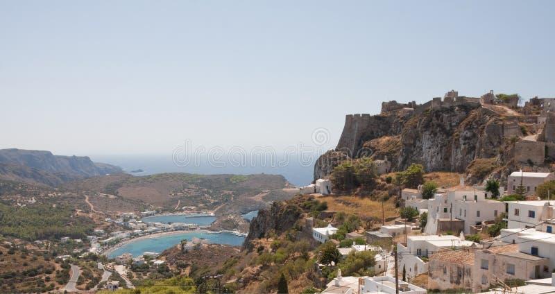 Isola di Kithira, Grecia fotografia stock