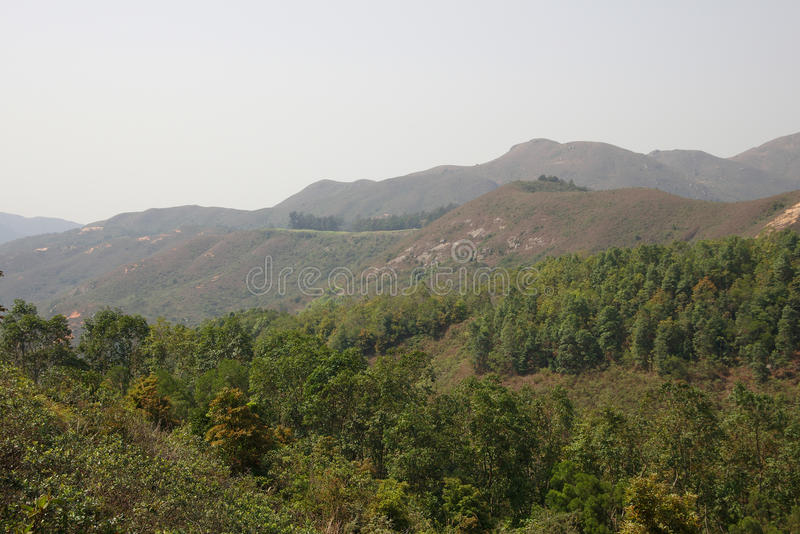 Isola di Lantau fotografia stock libera da diritti