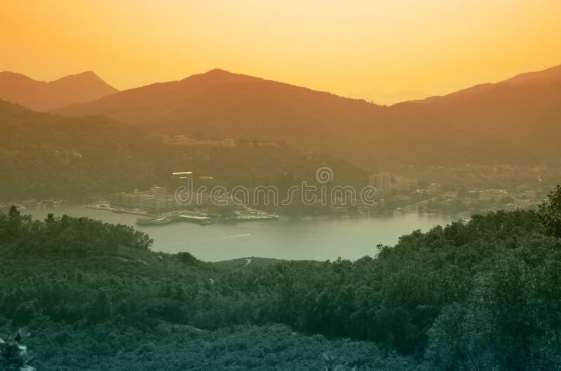 Isola di Lantau fotografie stock libere da diritti