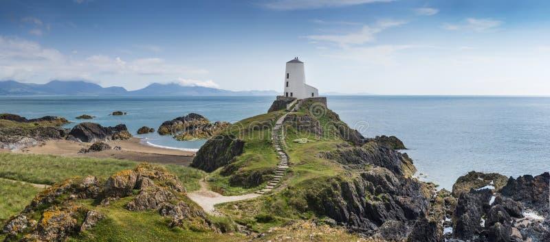 Isola di Llanddwyn fotografie stock libere da diritti