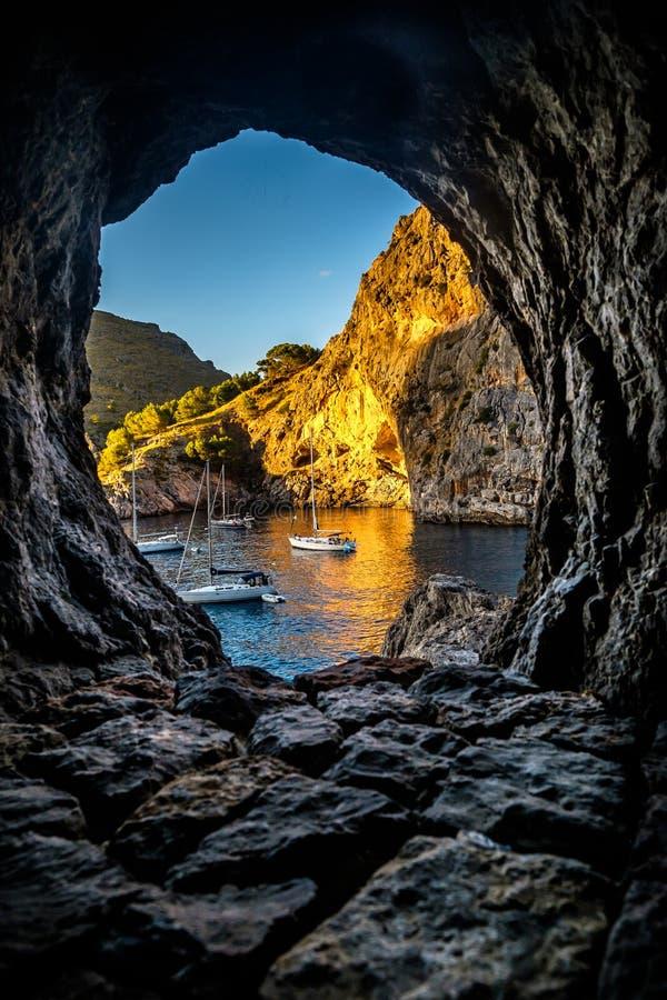 Isola di Mallorca fotografia stock libera da diritti