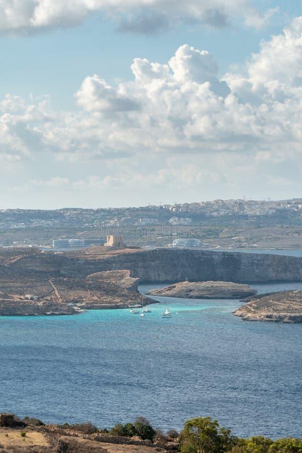 Isola di Malta immagine stock libera da diritti