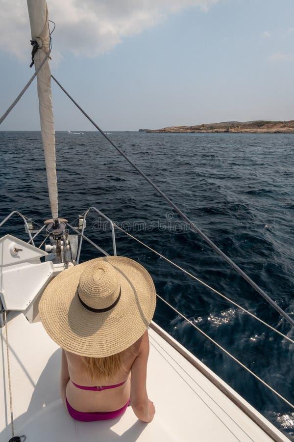 Isola di Malta fotografie stock