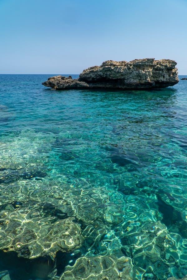 Isola di Malta fotografie stock libere da diritti
