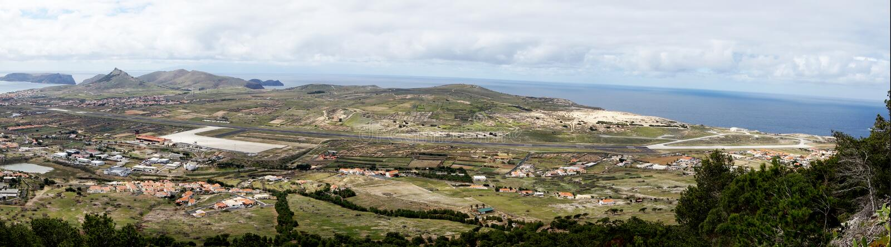 Isola di Oporto Santo fotografie stock libere da diritti