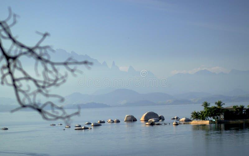 Isola di Paqueta - Rio de Janeiro fotografie stock