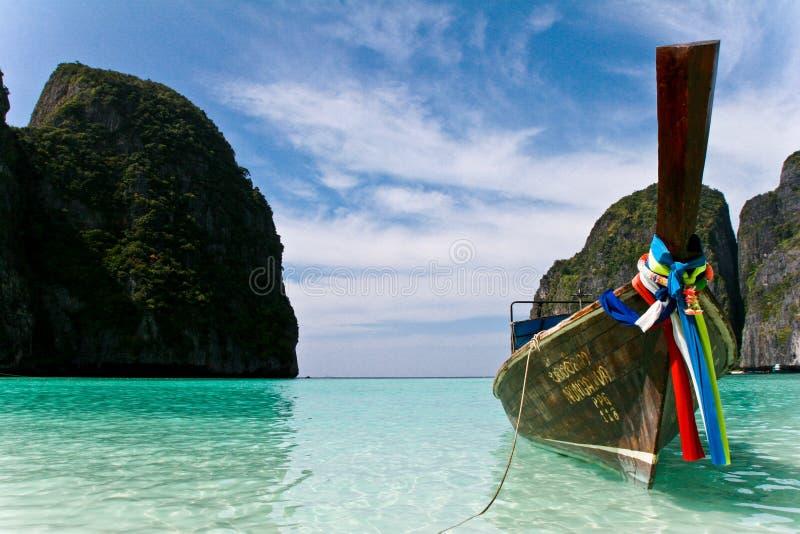 Isola di Phi di Phi immagini stock