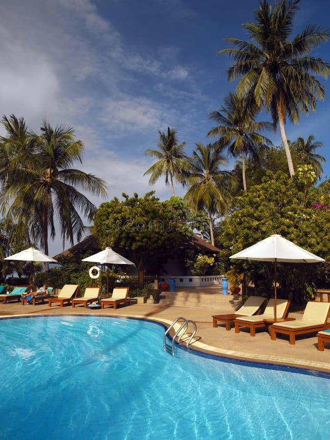 Isola di Phi di Phi di Ko vicino a Phuket - la Tailandia fotografie stock libere da diritti