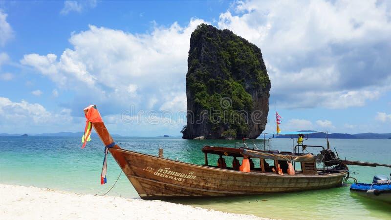 Isola di Poda immagini stock libere da diritti