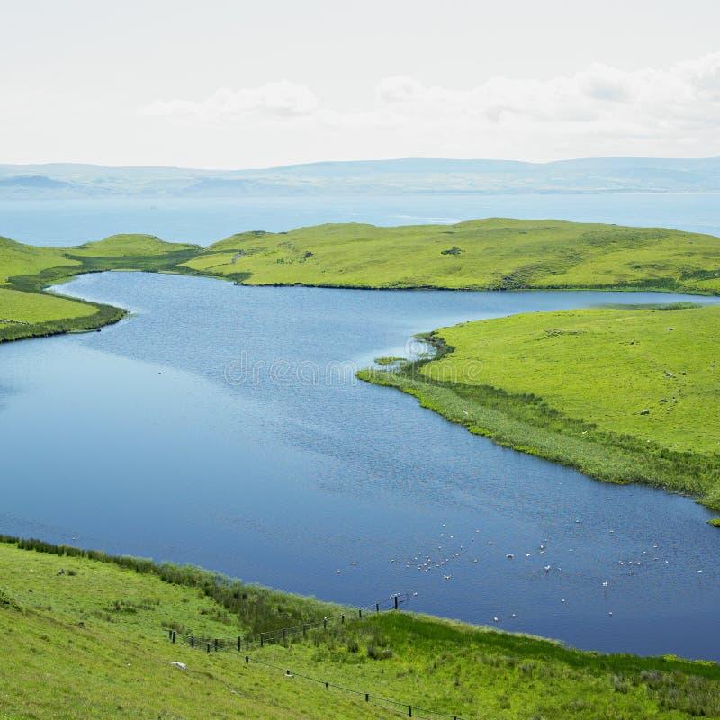 Isola di Rathlin immagine stock libera da diritti
