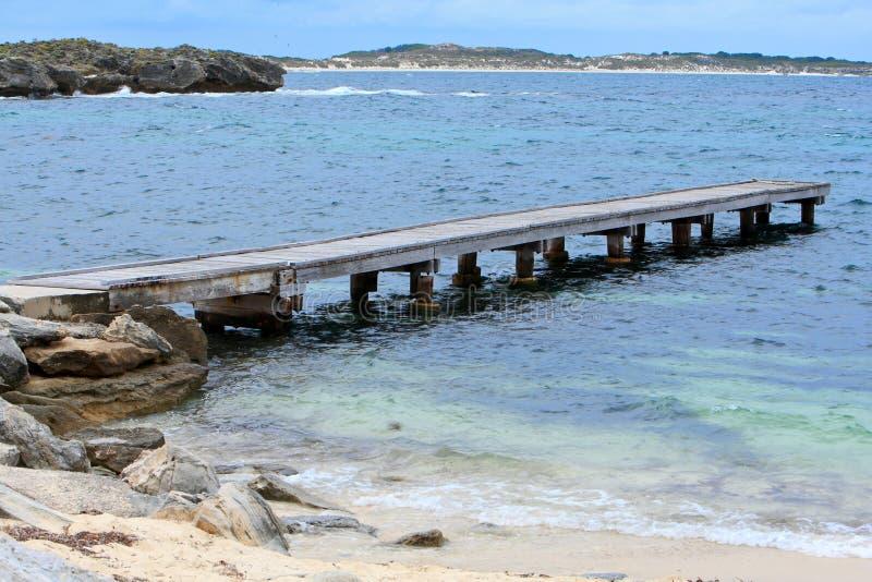 Isola di Rottnest, Australia occidentale immagine stock libera da diritti