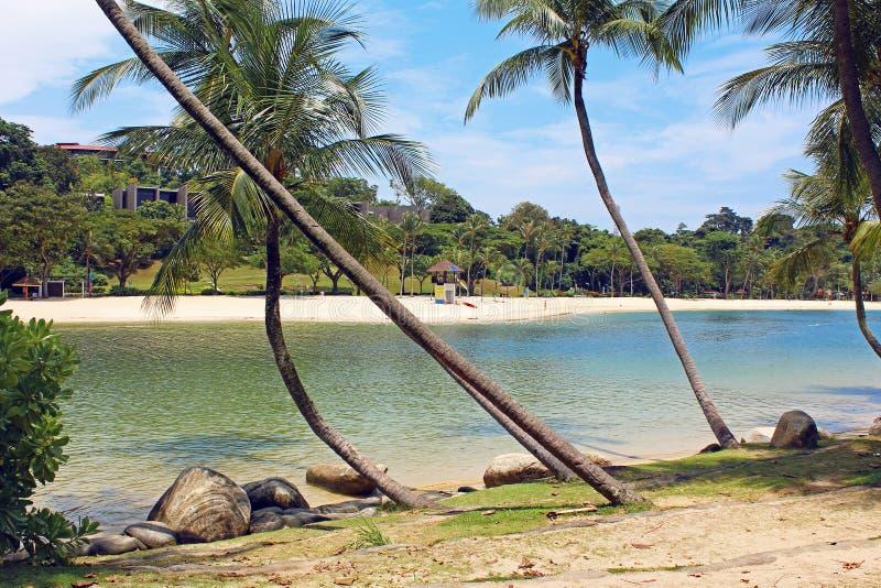 Isola di Sentosa immagine stock