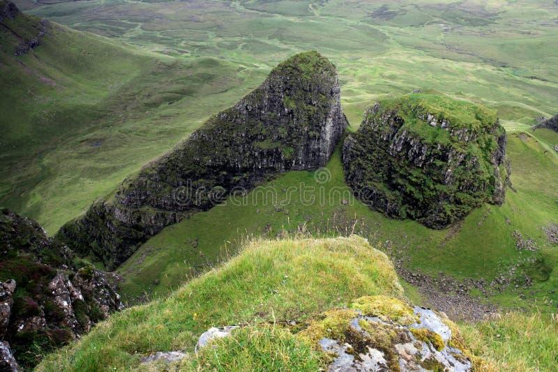 Isola di Skye fotografia stock libera da diritti