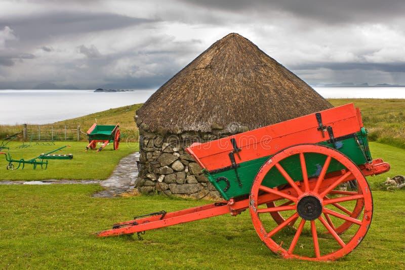 Isola di Skye fotografie stock