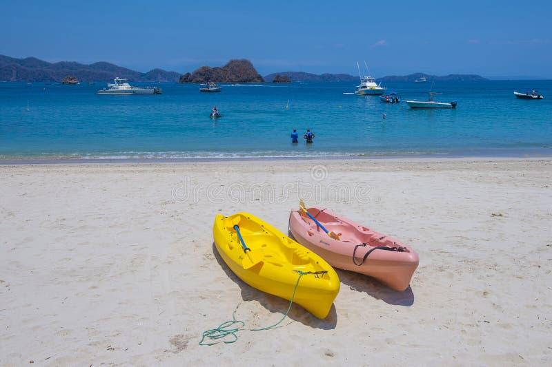 Isola di Tortuga, Costa Rica immagini stock libere da diritti