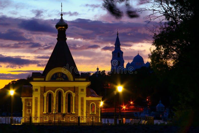 Isola di Valaam immagini stock libere da diritti
