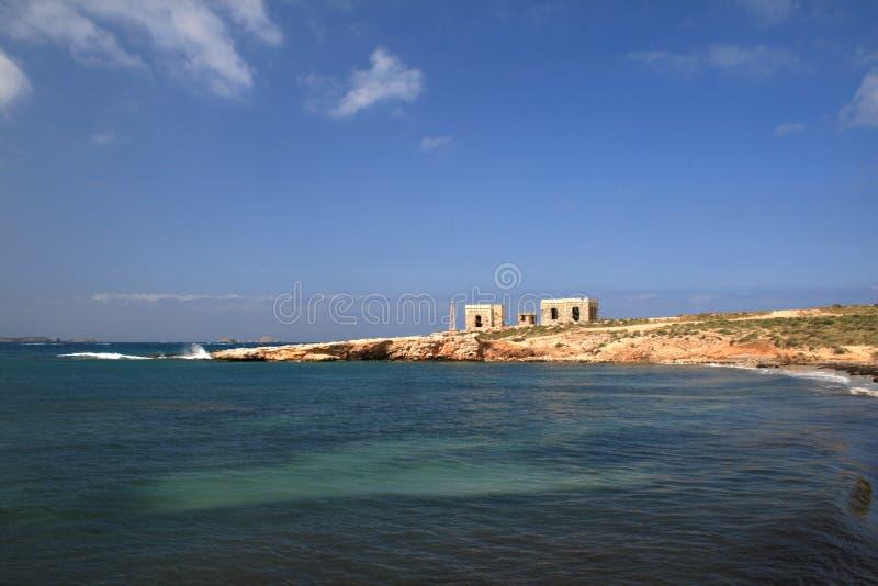Isola greca di Paros fotografia stock