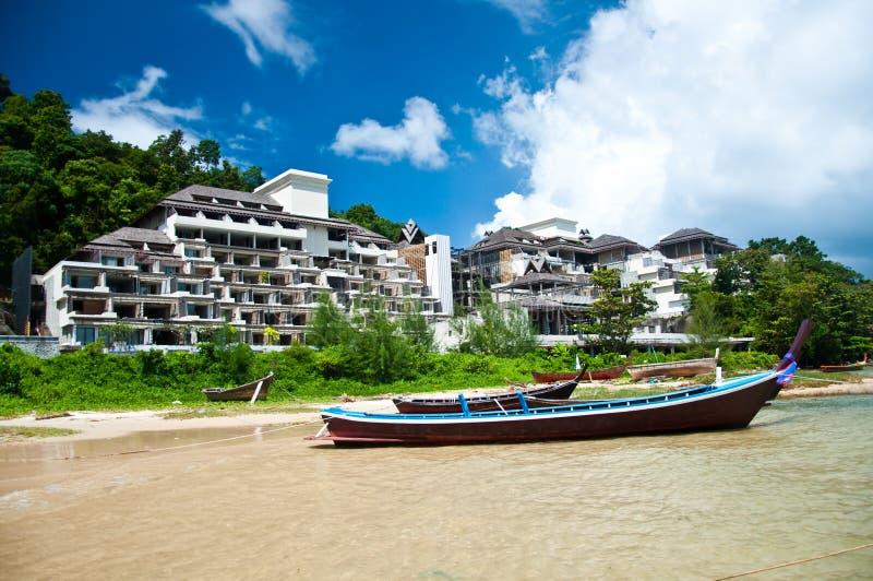 Isola il novembre 2010 di Phuket immagini stock libere da diritti