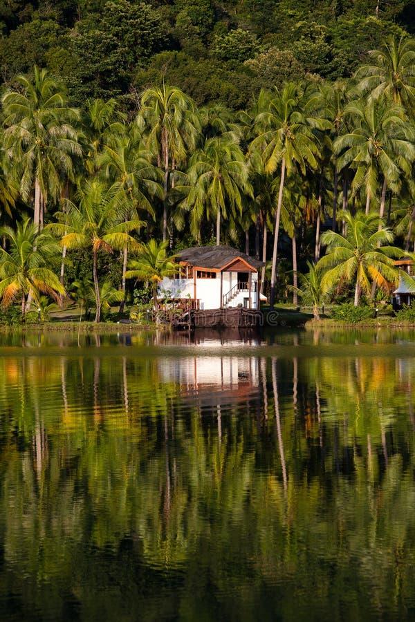 Isola Koh Chang, Tailandia. immagine stock