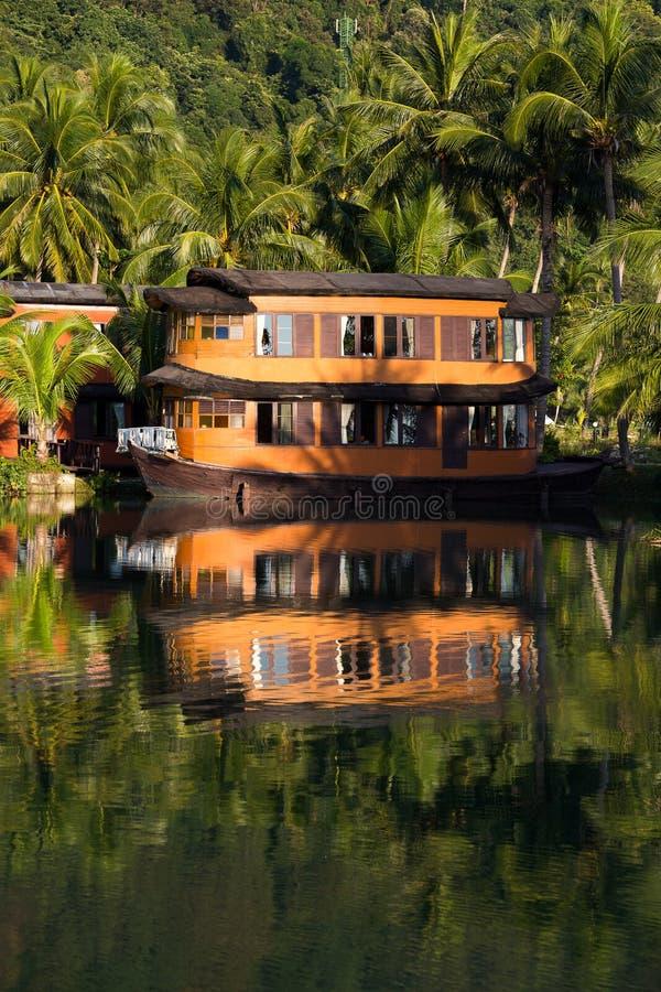 Isola Koh Chang, Tailandia. fotografia stock libera da diritti