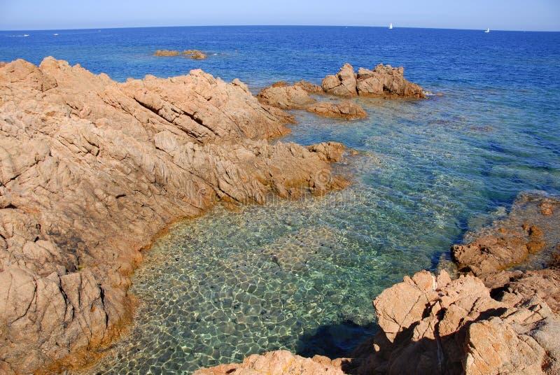 Isola Rossa, Sardinia Royalty Free Stock Photo