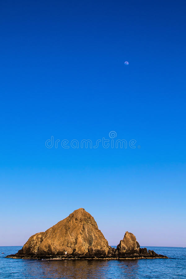 Isola Snoopy fotografia stock libera da diritti