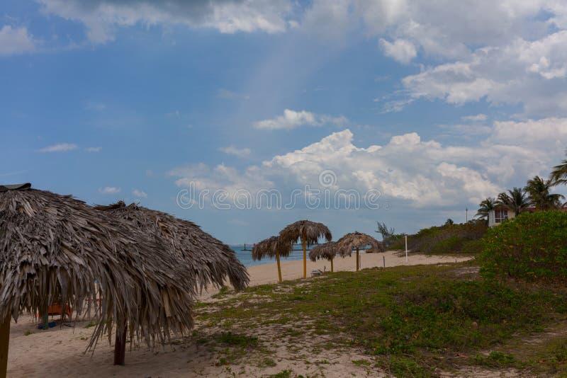 Isola tropicale viaggio Varadero fotografia stock