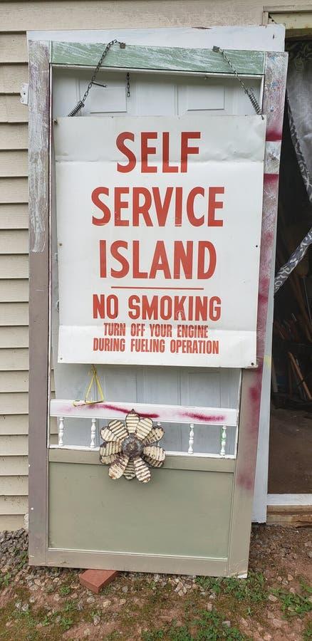 Isola zingaresca fotografia stock libera da diritti