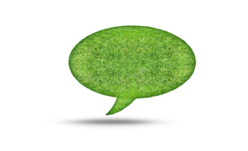 Download Isolat de bulle d'herbe illustration stock. Illustration du transmission - 45354190