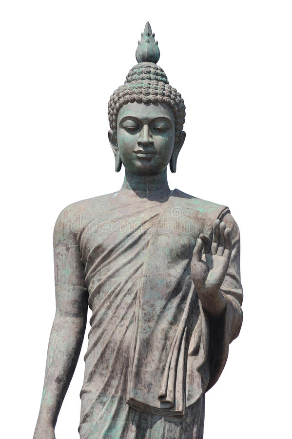 Download Isolate Big Buddha stock photo. Image of peace, asia - 21348234